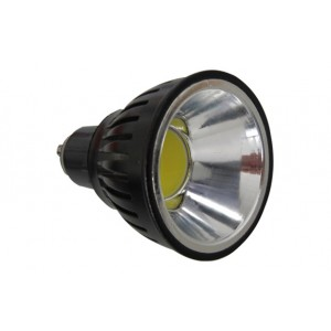 Dicroica COB Led 5w MR16 calida
